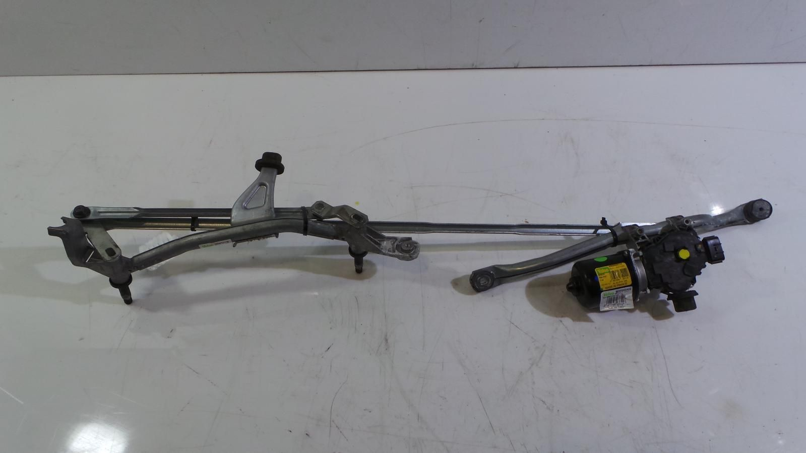 Renault Clio IV Mk 4 Used Front Wiper Motor and Linkage ...